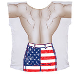 Fantasy Coverup Stars & Stripes Guy - LA IMPRINTS