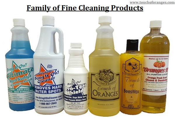 Get Bargain Bundle of Cleaning Products for Less than 80 Dollars