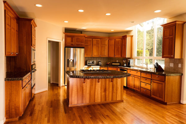 Best Approach to Cleaning Wood Kitchen Cabinets
