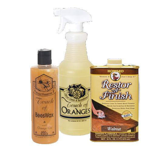 Household Cleaning Products Hardwood Floor Beeswax Furniture More