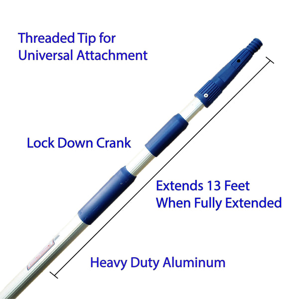 universal extension rod