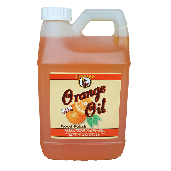 Orange Wood Oil Half Gallon