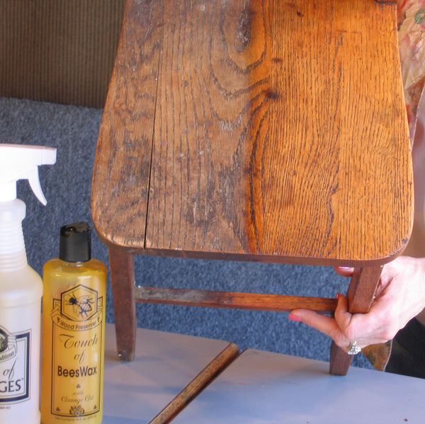 Wood Restoration Kit | Touch of Oranges