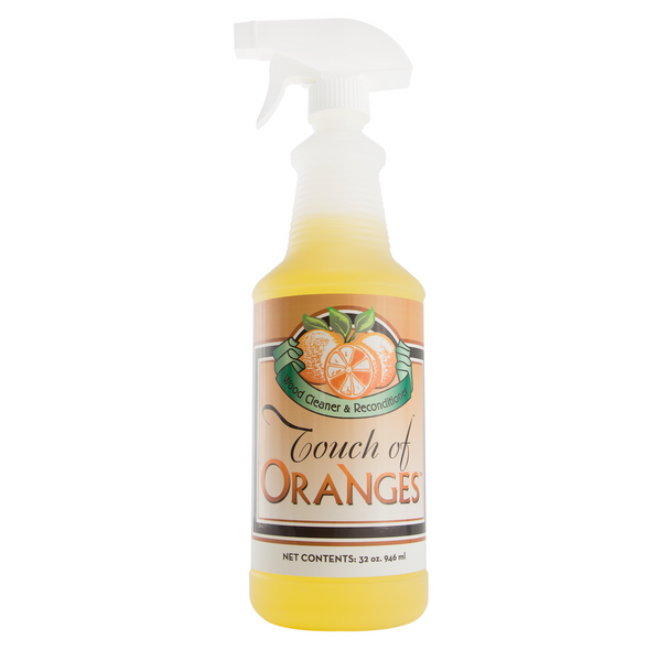 wood cleaner orange oil