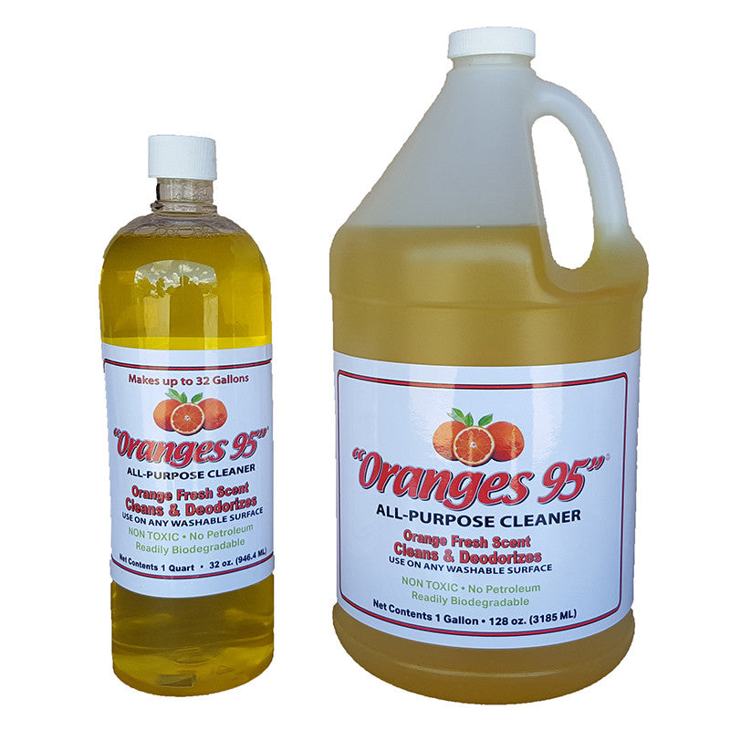 Oranges 95 All Purpose Cleaner Concentrate Touch Of Oranges