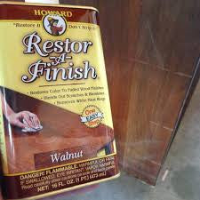 Restore A Finish | Touch Of Oranges