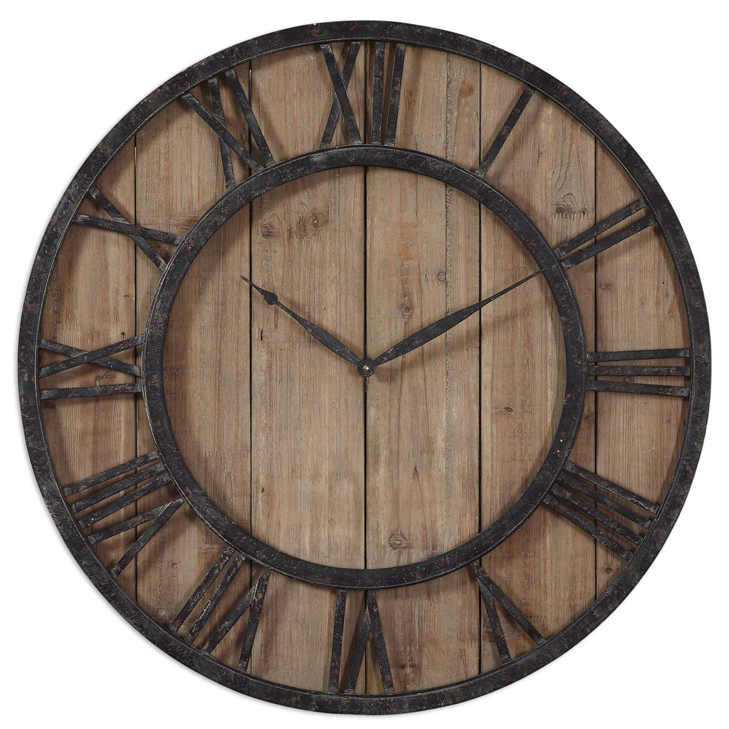 Powell Wall Clock - The Hive Experience