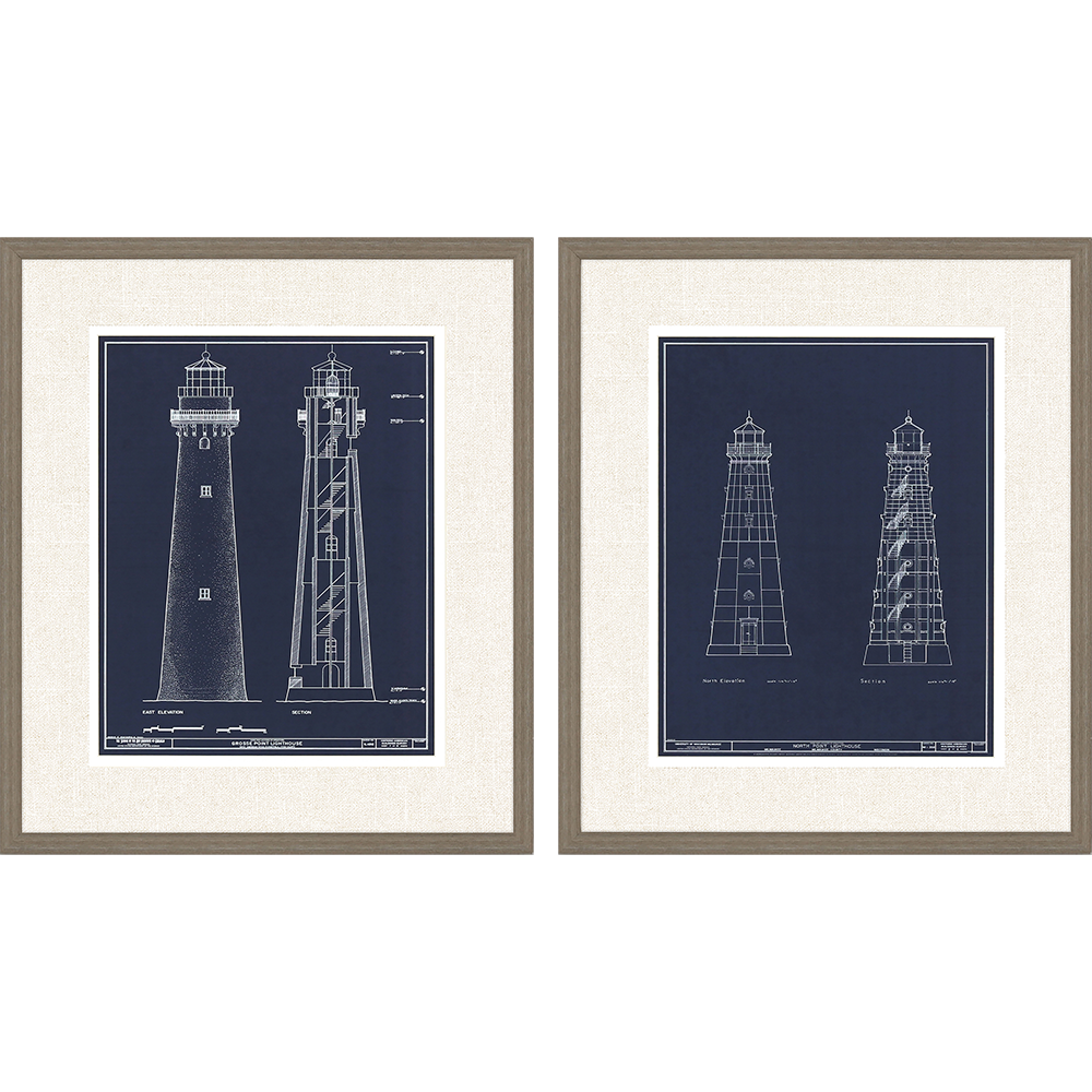 Lighthouse II - Set of 2 - The Hive Experience