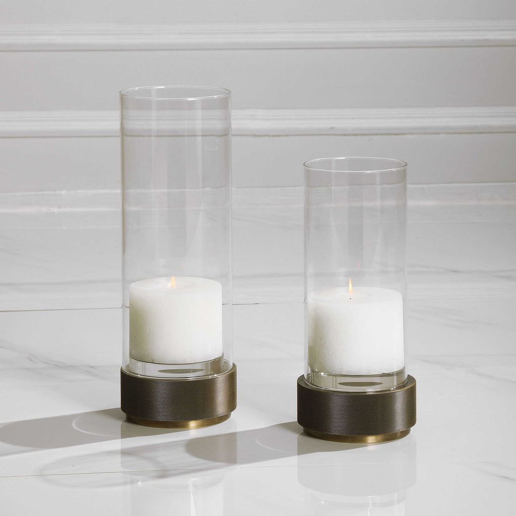 Sandringham Candleholders - Set of 2 - The Hive Experience
