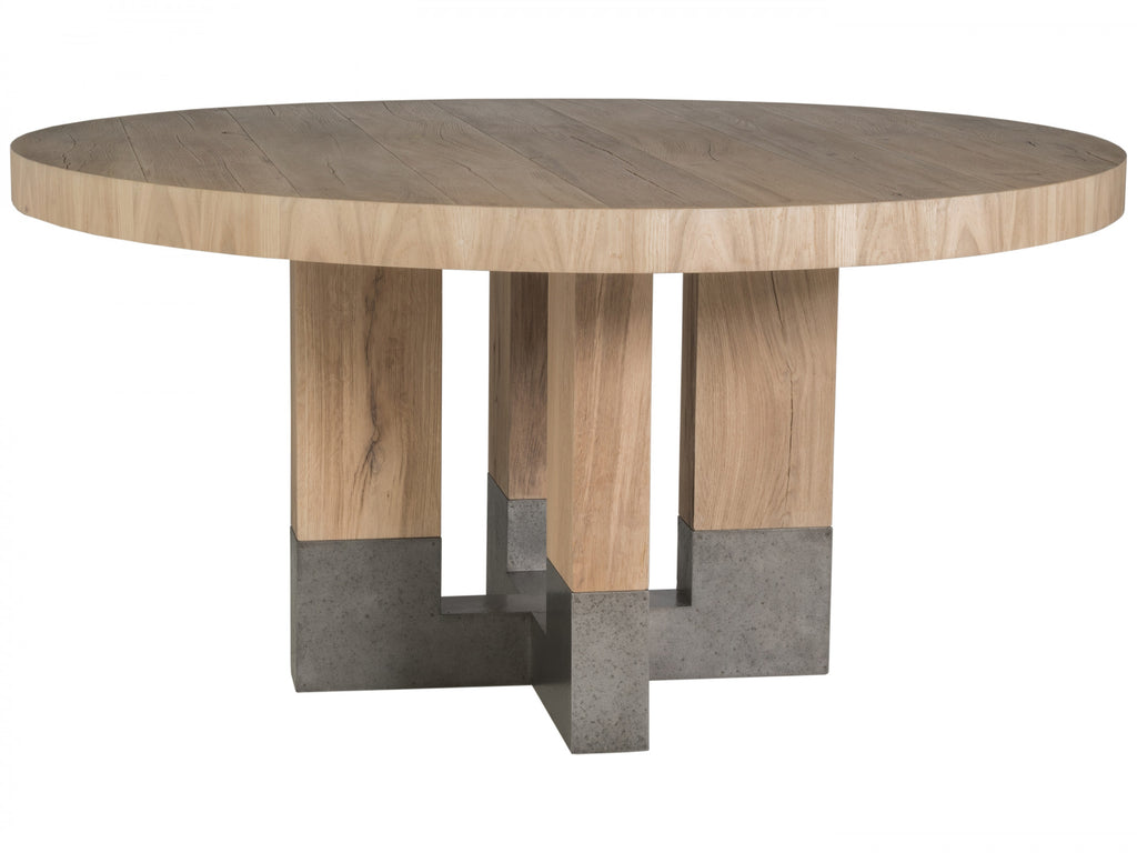 Verite Round Dining Table - The Hive Experience