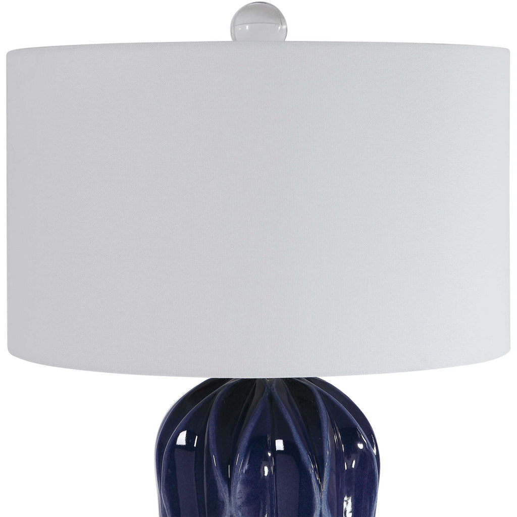 Malena Blue Table lamp - The Hive Experience