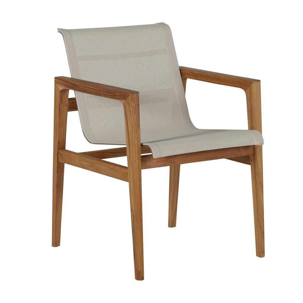 Coast Teak Arm Chair - The Hive Experience