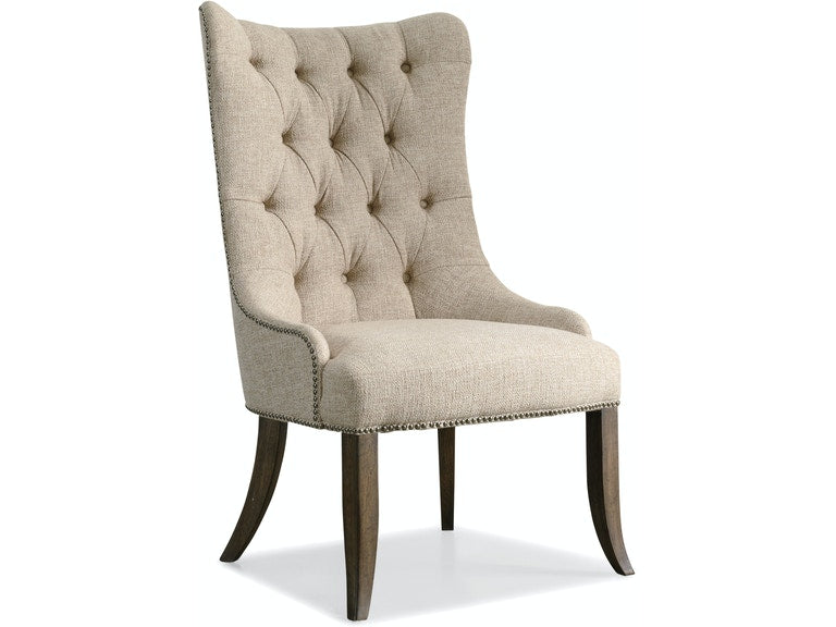 Rhapsody Tufted Dining Chair - Set of 2 - The Hive Experience