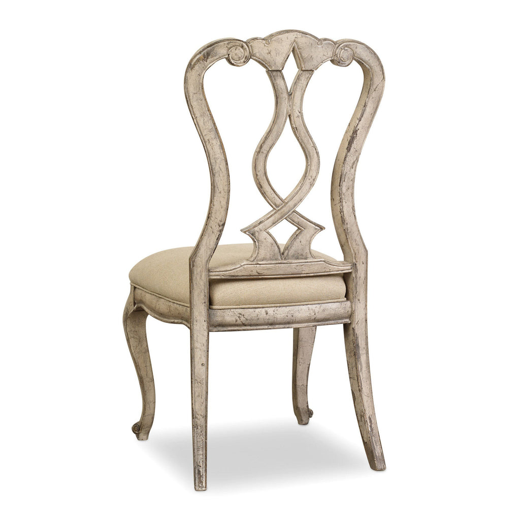 Chatelet Splatback Side Chair - Set of 2 - The Hive Experience