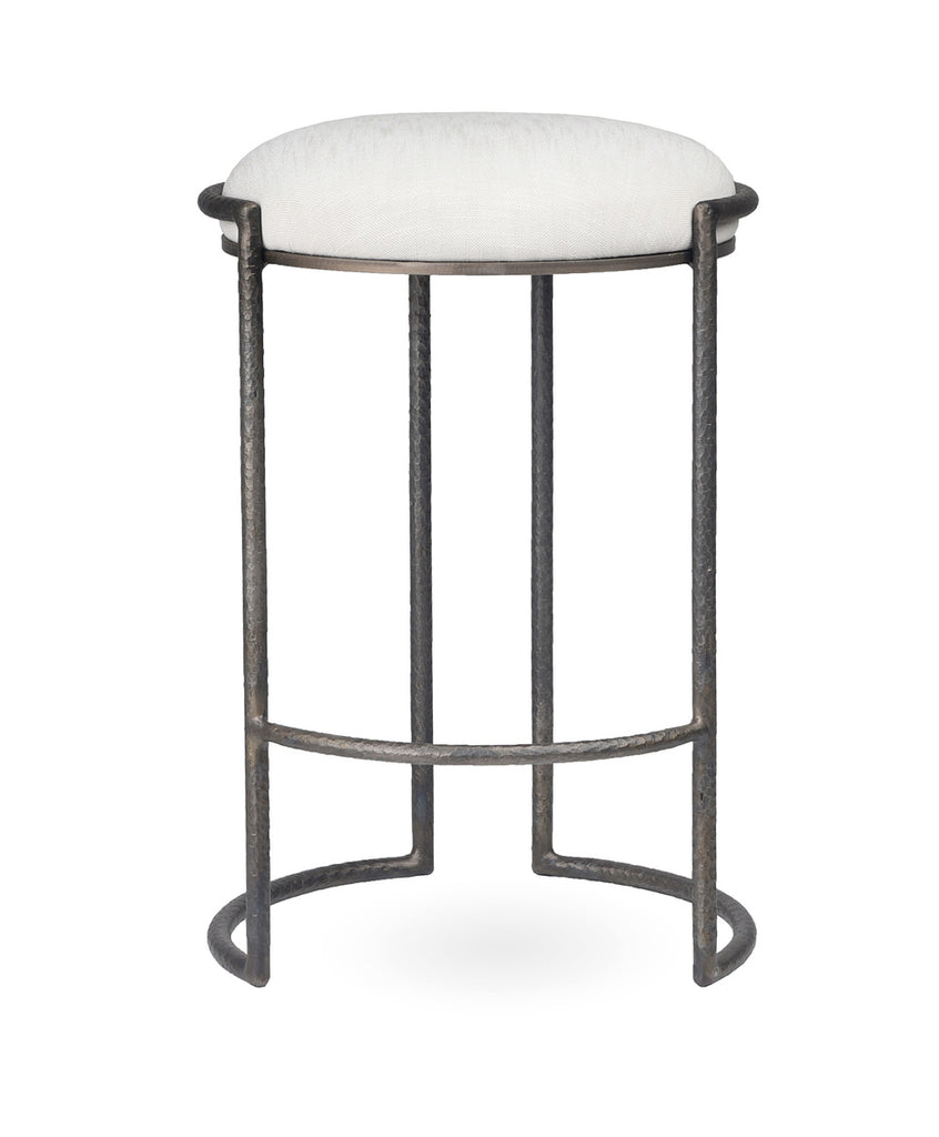 "Spa Barstool - 30"" Backless - The Hive Experience"