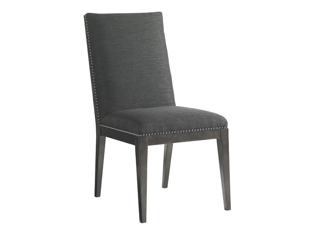 Vantage Upholstered Side Chair - The Hive Experience