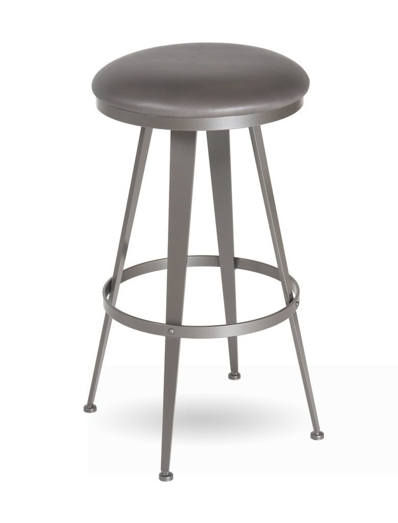 "Aries Backless Swivel Counterstool - 26"" - The Hive Experience"