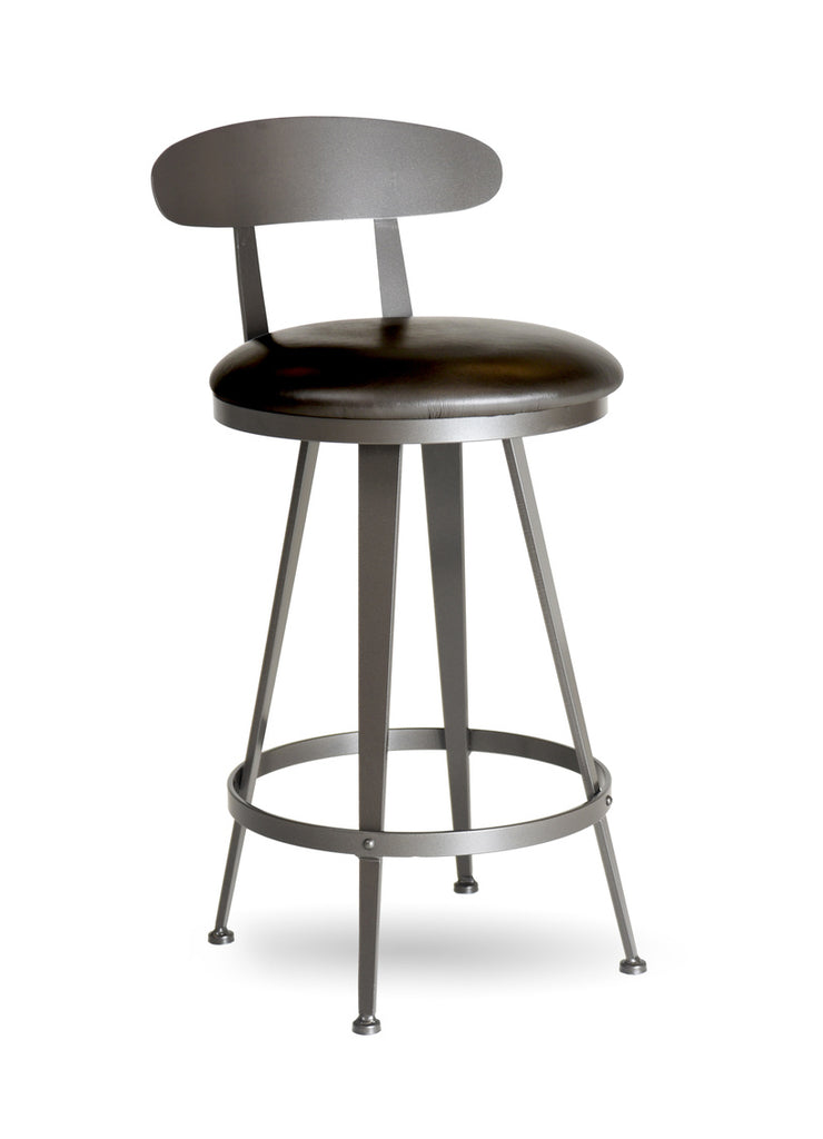 "Aries Swivel Counterstool - 26"" - The Hive Experience"