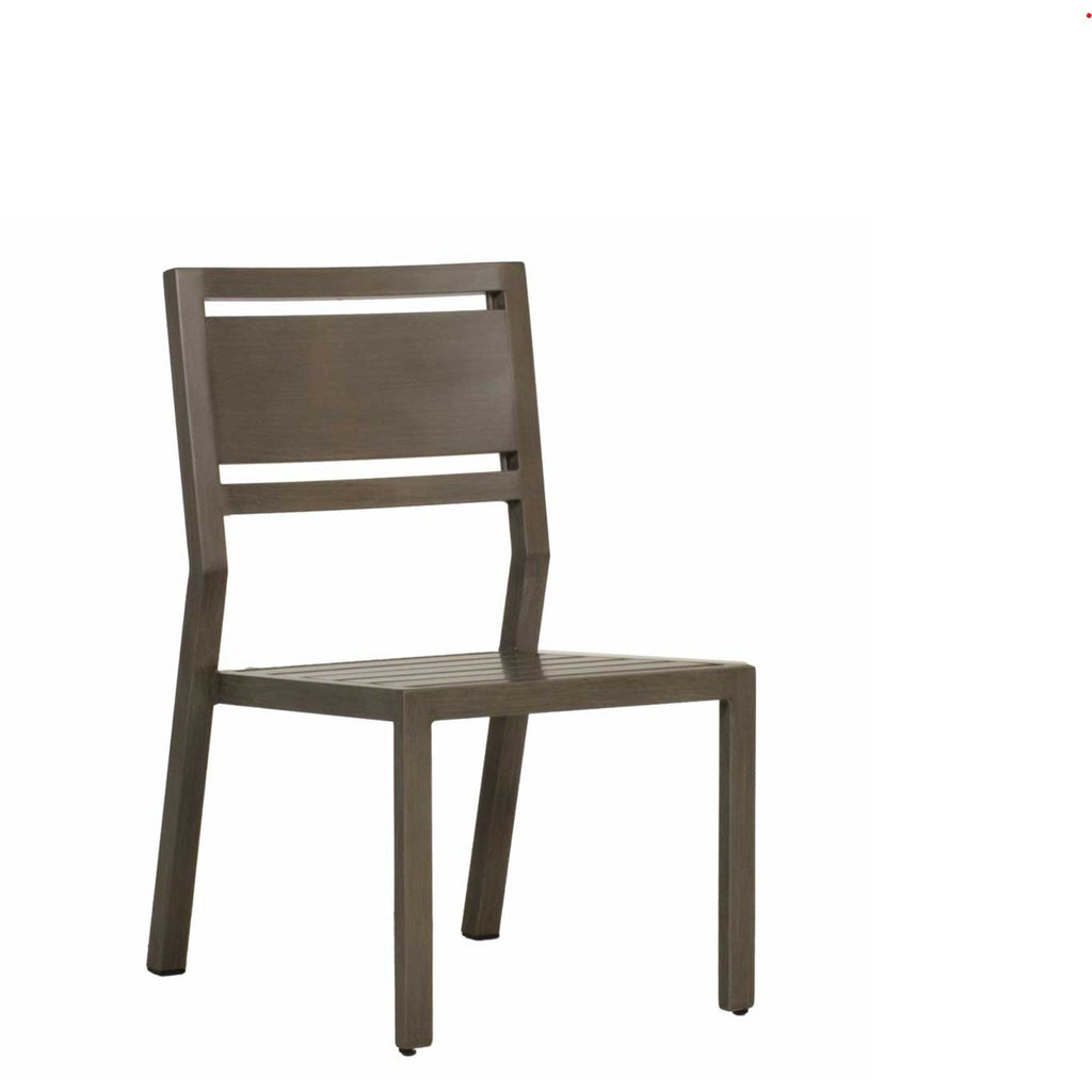 Avondale Aluminum Side Chair - The Hive Experience