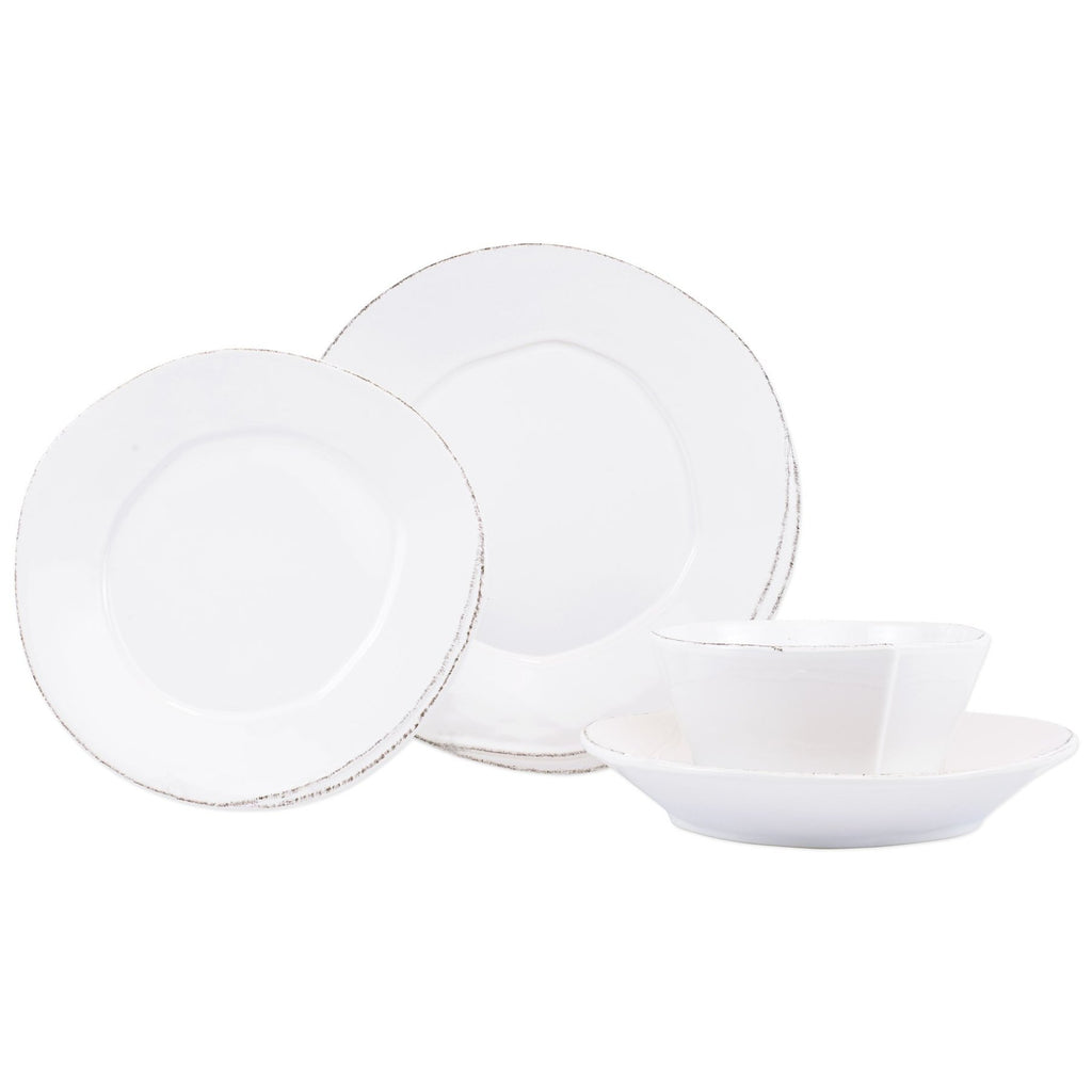 Lastra Four-Piece Place Setting - The Hive Experience