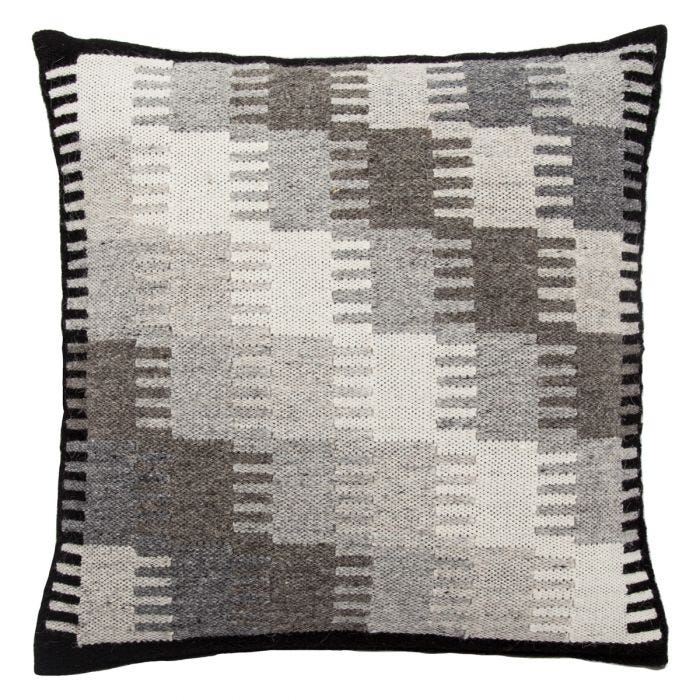 Peykan Flint Gray / Pewter Pillow - The Hive Experience