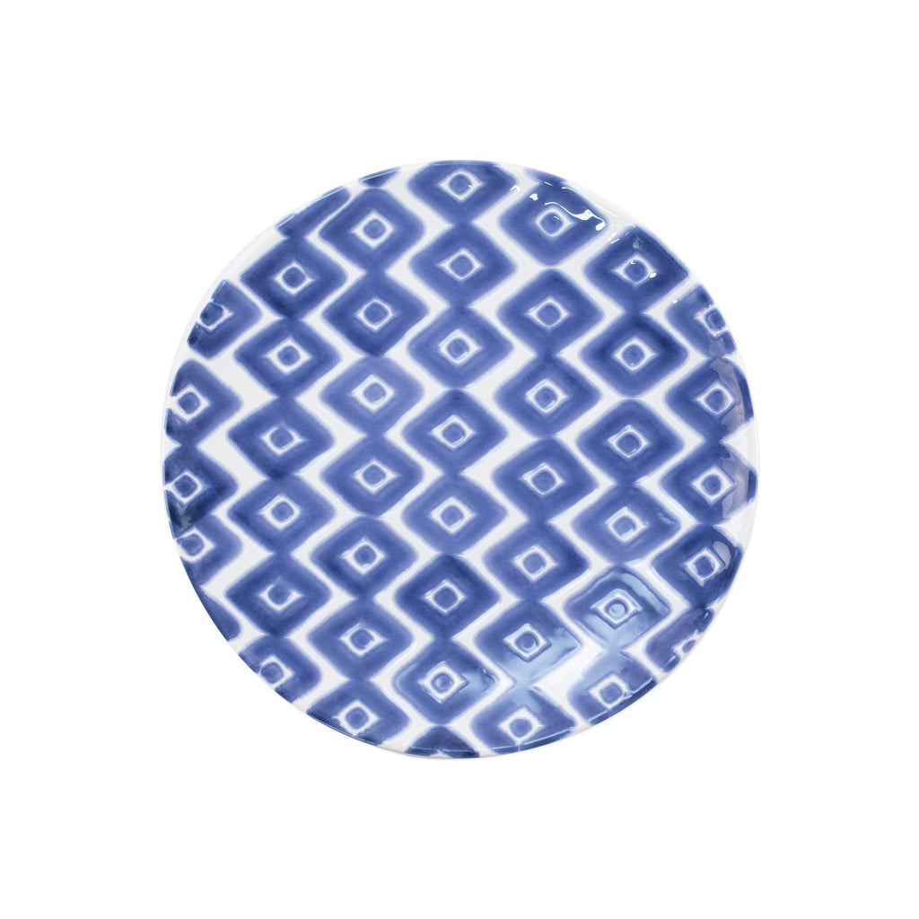 Santorini Assorted Salad Plates - Set of 4 - The Hive Experience