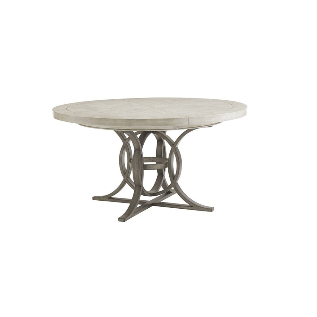 Calerton Round Dining Table - The Hive Experience