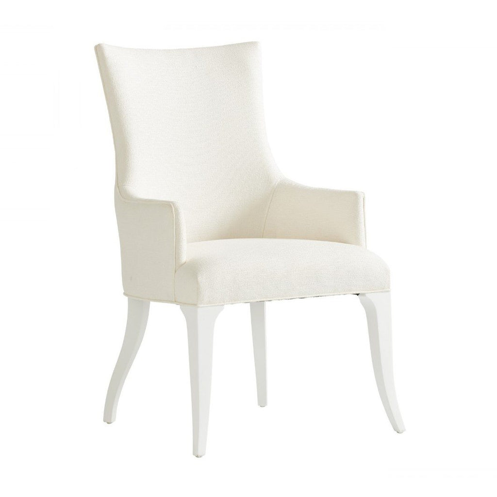 Geneva Upholstered Arm Chair The Hive Experience