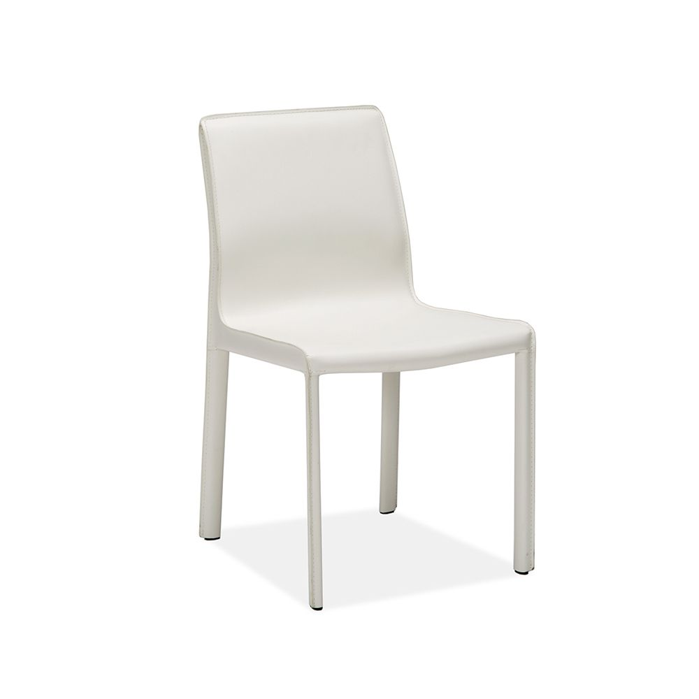 Jada Dining Chair - White - The Hive Experience