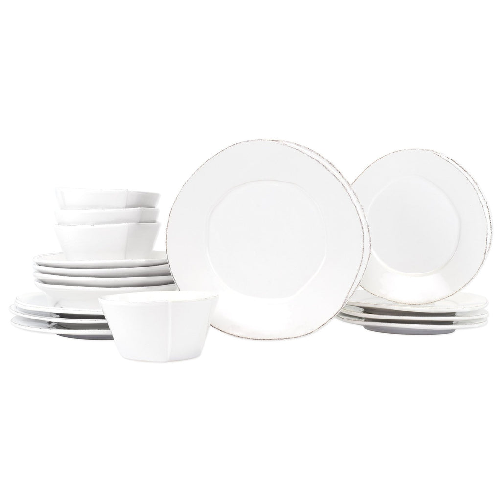 Lastra Sixteen-Piece Place Setting - The Hive Experience