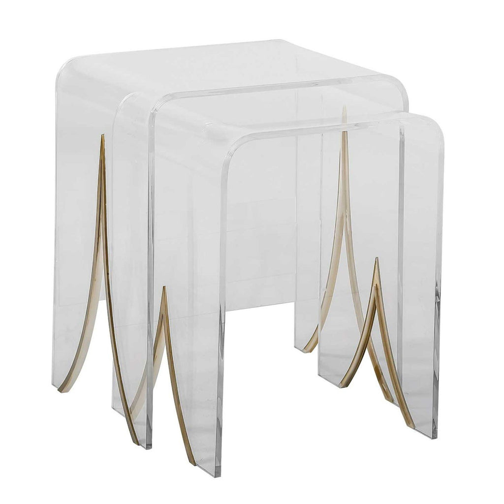 Magnolia Nesting Tables - The Hive Experience