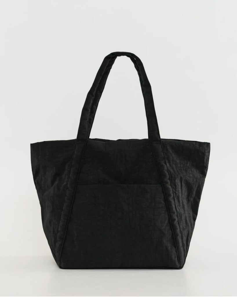BLACK CLOUD BAG — by Baggu