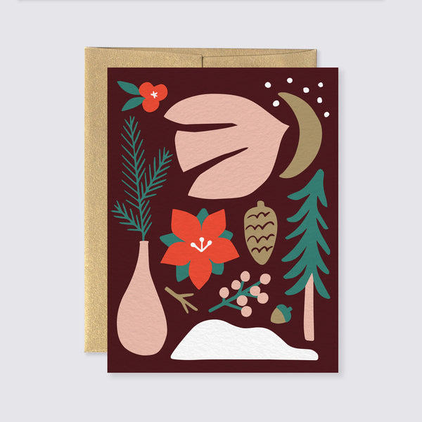 COSY Greeting card