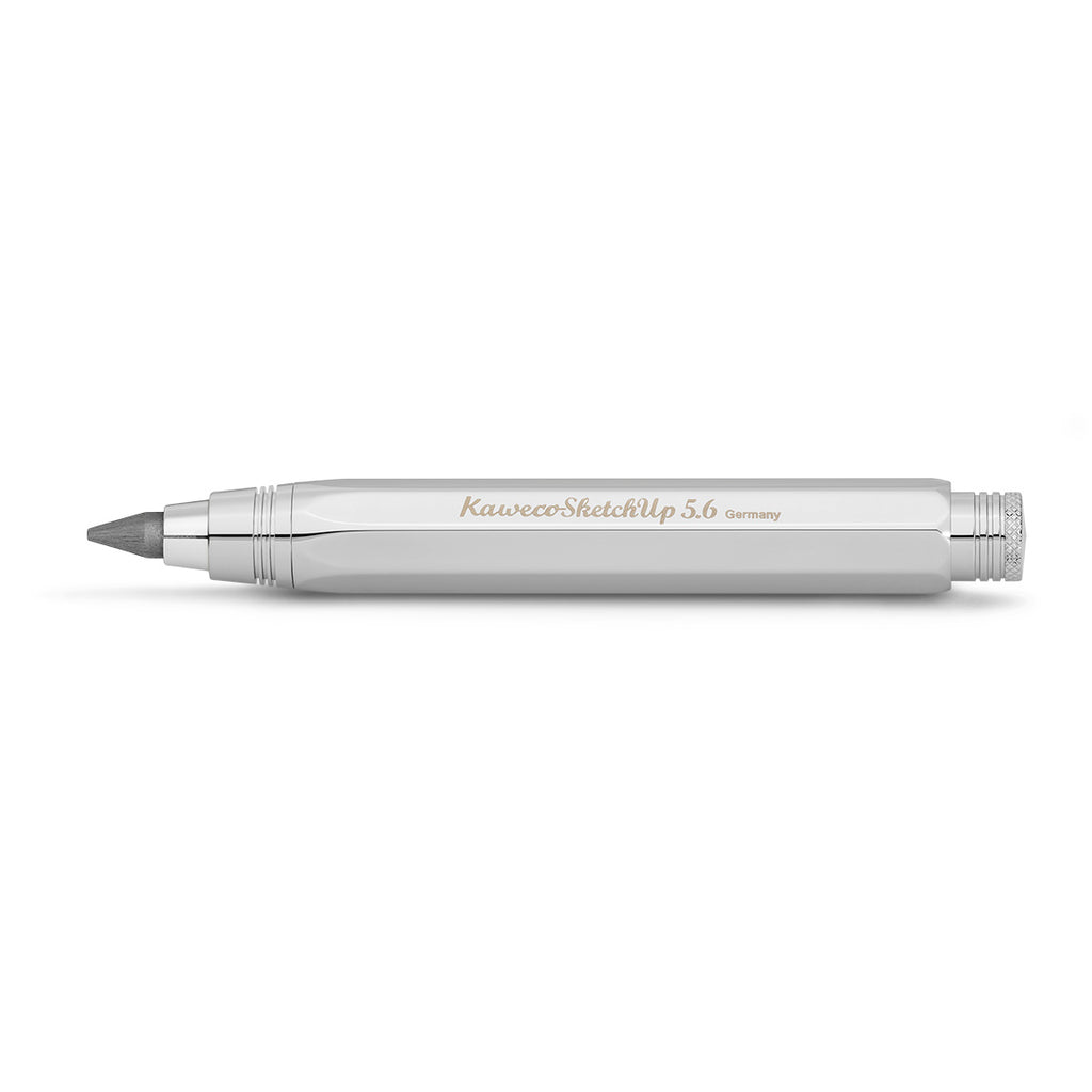 SKETCH UP CLUTCH SHINY CHROME — By Kaweco