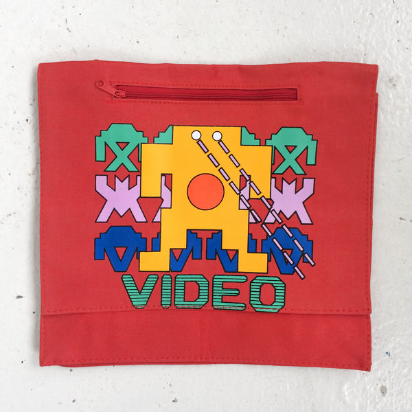 SAC D'ÉCOLE VINTAGE 80'S - Video