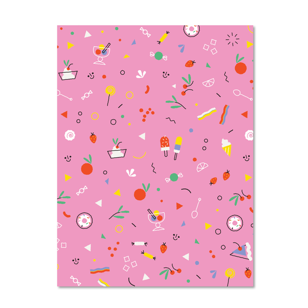 Sweet Notebook