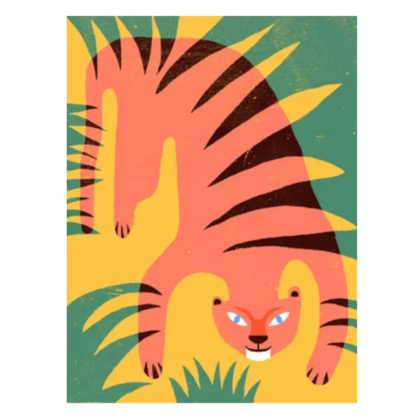 The Jungle series Tigre — by Amélie Lehoux