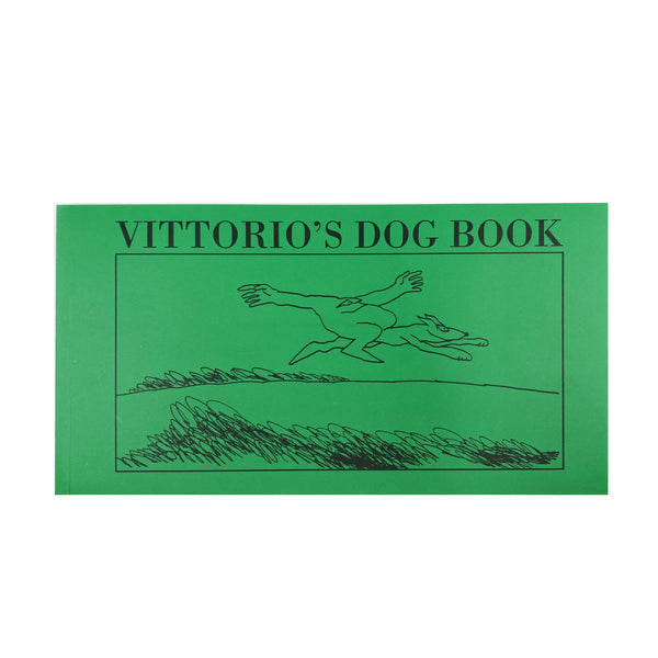 VITTORIO'S DOG BOOK — vintage collection