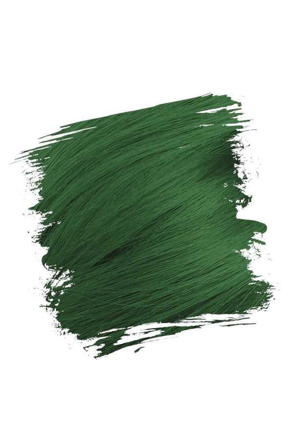 Crazy Color Semi-Permanent Hair Colour - Pine Green