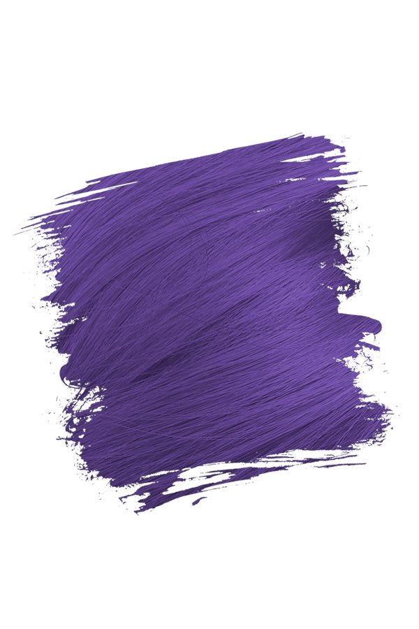 Crazy Color Semi-Permanent Hair Colour - Violette