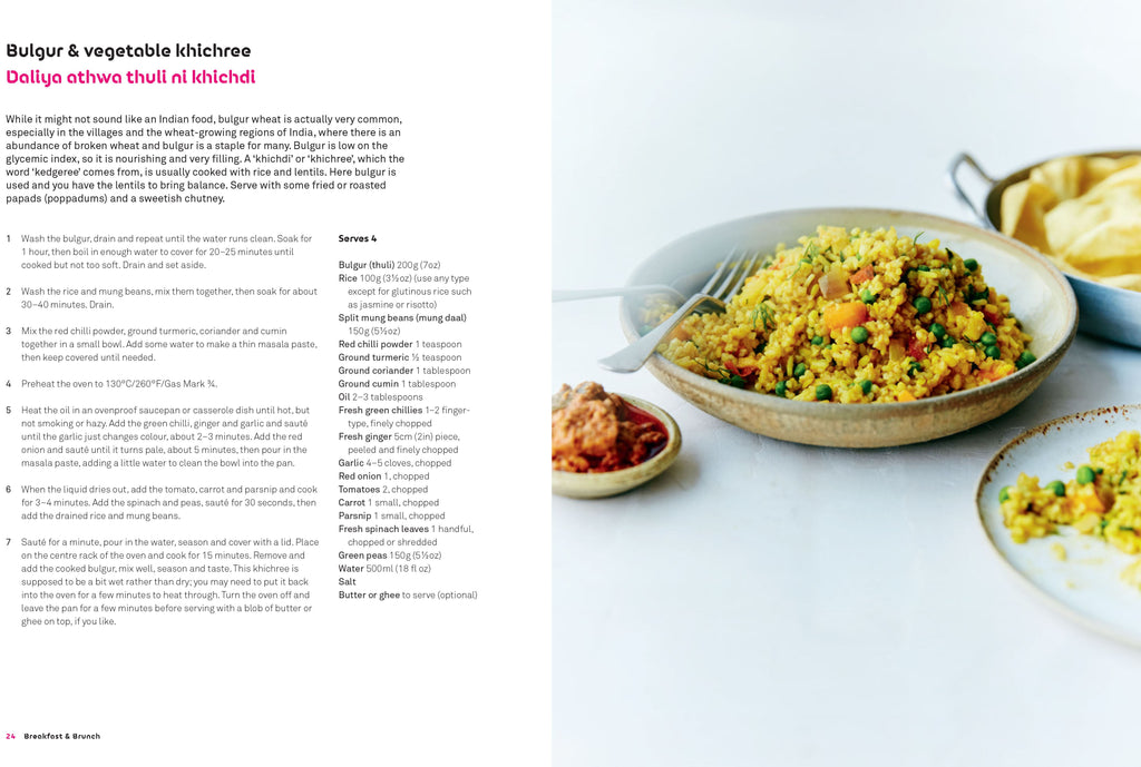 Simple Spice Vegetarian - New Book