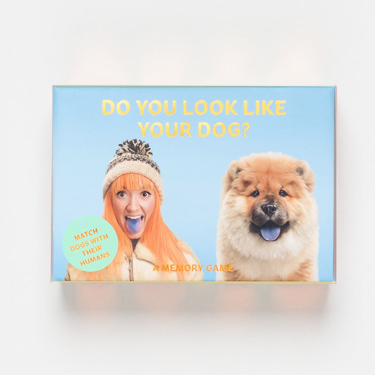 Do You Look Like Your Dog? - Matching Game