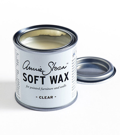 Annie Sloan Chalk Paint™ Wax - Clear