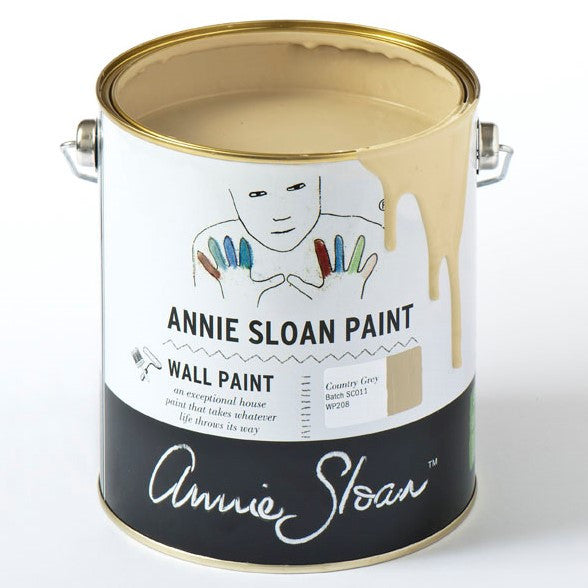 Annie Sloan Wall Paint - Country Grey