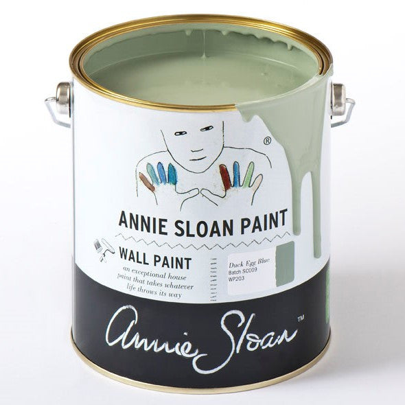 Annie Sloan Wall Paint - Duck Egg Blue