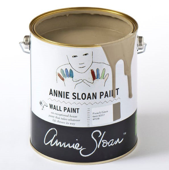Annie Sloan Wall Paint - French Linen