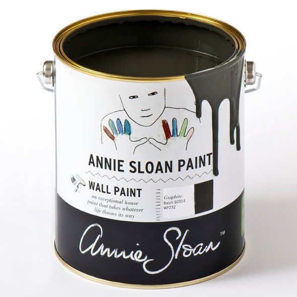 Annie Sloan Wall Paint - Graphite