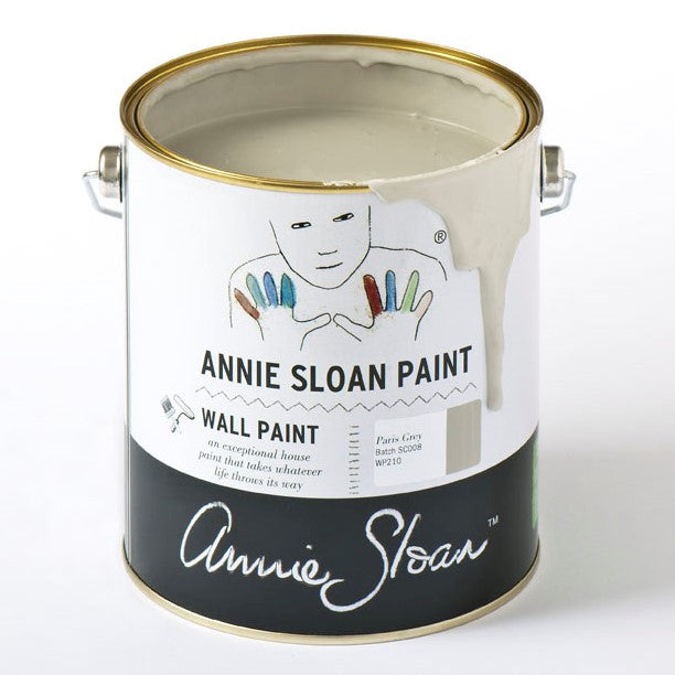 Annie Sloan Wall Paint - Paris Grey