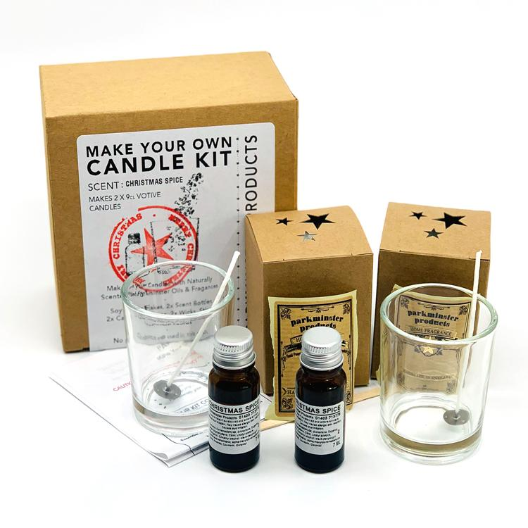 Make Your Own Candle Kit - Fresh Fig