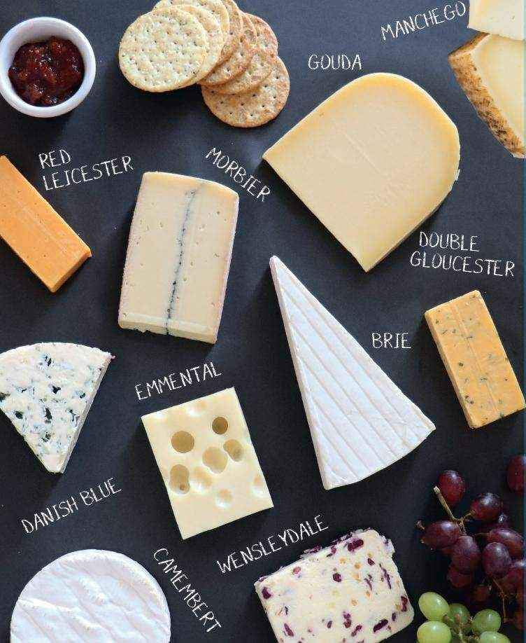 Jigsaw Puzzle - Cheese